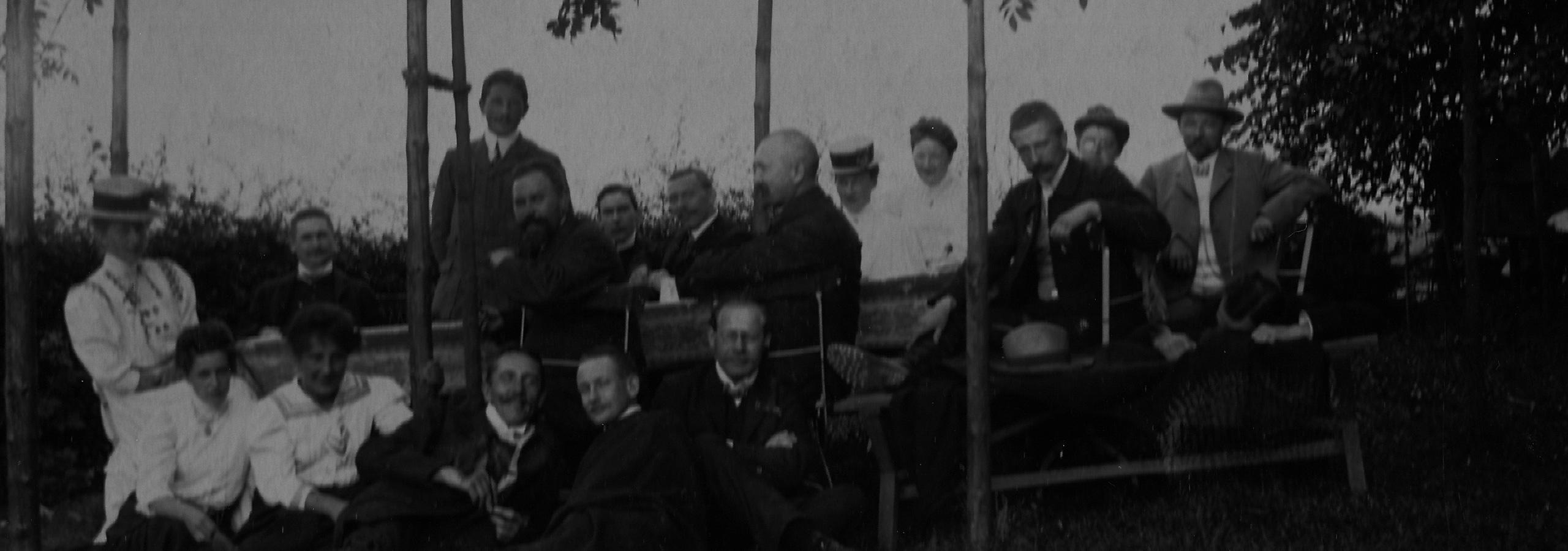 SGV Hilchenbach Ausflug 1908