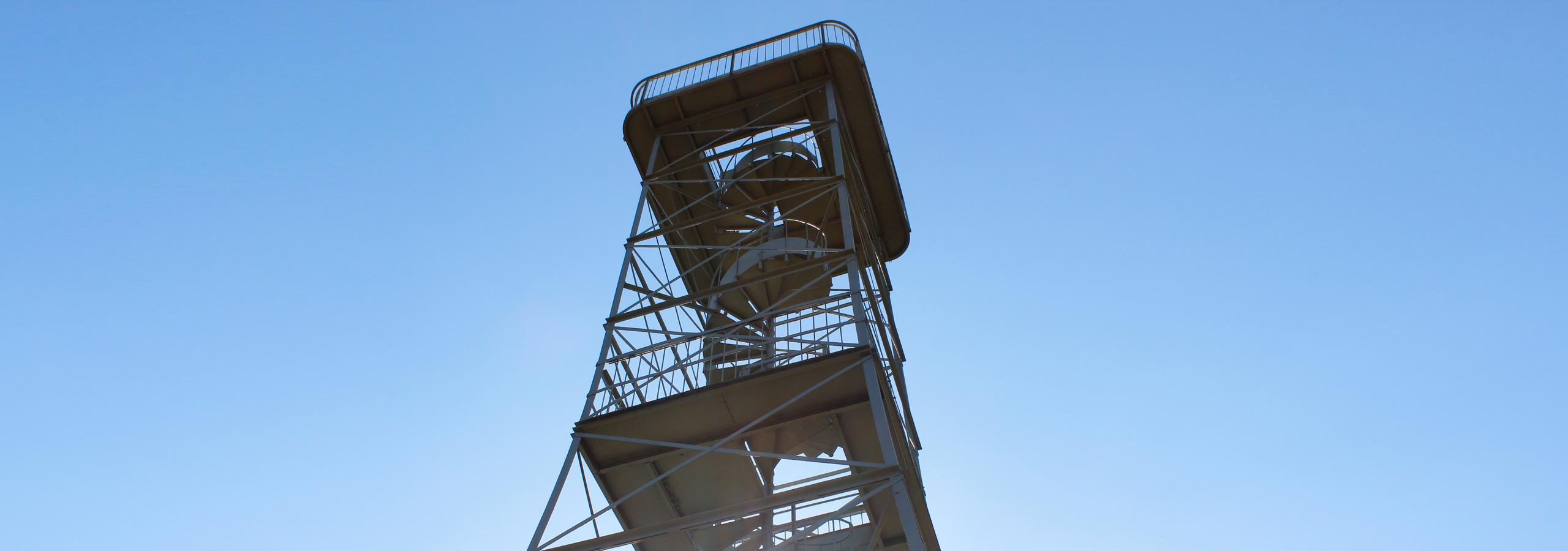 Der Gillerbergturm Lützel